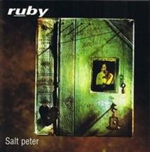 Salt Peter by Ruby Cd - $9.50