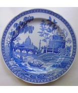 "Spode Blue Room Collection Georgian Series Rome Dinner Plate England 10.5"" - $34.00"