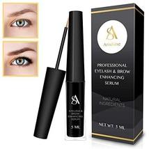 Eyelash & Eyebrow Growth Serum - natural Eyelash Growth Enhancer & Brow ... - $40.72