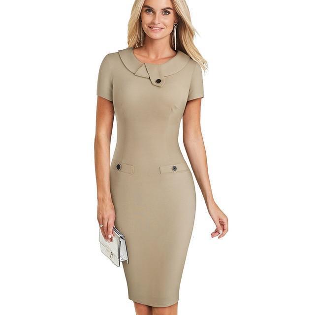 K vestidos business bodycon office women sheath.jpg 640x640 a18c23e1 69a1 4b8d 9edf 2492e65848bf