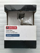 Delta Dryden Open Towel Ring in Polished Nickel #75146-PN BRAND NEW! - $26.50