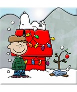 A CHARLIE BROWN CHRISTMAS (tree) POSTER 24 X 24 INCH Looks Awesome! Snoopy - $21.77