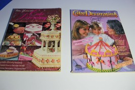 Wilton Cake Decorating Yearbooks Lot of 2 / 1977 and 1983 - $14.85
