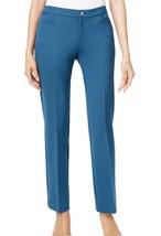 Anne Klein Bootleg Trouser Pants Juniper 12 - $44.06