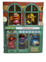 Playskool Sesame Street Neighborhood Friends Figures Hooper's Store Brand W9 - $16.44