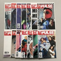 Complete Set Lot of 14 Pulse (2004) #1-14 VF-NM Near Mint - $49.50