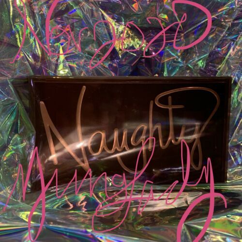 New In Box HUDA BEAUTY Naughty Nudes Eyeshadow Palette THE GIFT For Wifey or Mom