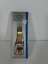 1980 Mac Tools Digital Quartz Watch Vintage Old School Tool  - $13.85