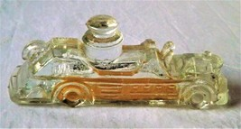 1920s Fire Engine Glass Candy Container - $49.95