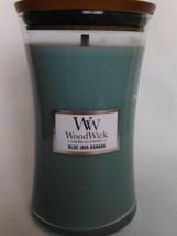 WoodWick Blue Java Banana Large Hourglass Candle - $28.22