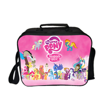 My Little Pony Lunch Box Lunch Bag Picnic Bag Kid Adult Fashion Type B - $19.99