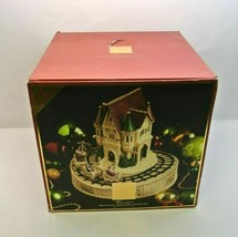 PORCELAIN LENOX HOLIDAY MUSICAL ROLLER COASTER CENTERPIECE 4th ED, #6146... - $279.99