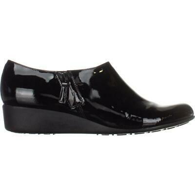 Cole Haan Callie Slip-On Waterproof Rain Shoes 322, Black, 6.5 US