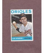 1964 Topps high # 540 Luis Aparicio Baltimore Orioles - $9.99