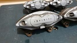 08-15 Infiniti G37 Oem Akebono Big Brake Front & Rear Calipers Bbk Ipl Q50 Q60 image 2