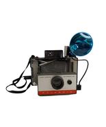 Vintage Polaroid Automatic 104 Land Camera Flash Carryall Case Instructions - $29.99