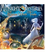 Midnight Mysteries: Salem Witch Trials (PC, 2010) - $18.95