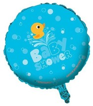 "Lil' Quack Duck Cute Animal Baby Shower Party Decoration Foil 18"" Mylar ... - $8.17"