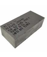 """JumpingBolt 6AL-4V Titanium Plate, 1"""" x 1.625"""" x 3.625"""" Material May Hav... - $62.52"""
