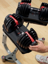 Bowflex SelectTech 552 Adjustable Dumbbell Set - Ready to Ship image 8