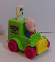 Vintage 1992 Warner Bros PORKY'S GHOST CATCHERS Toy Collectible Car - $2.40