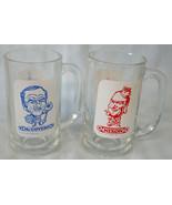 Shakey's Pizza Mug 1972 Nixon & McGovern - $38.50