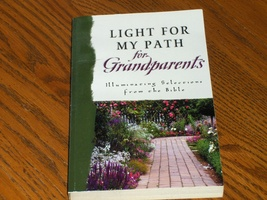 Light For My Path For Grandparents  - $7.97