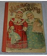 Old Antique Children's Book, 1900, Mamma's Darling - $29.95