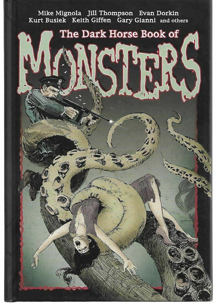DARK HORSE BOOK OF MONSTERS HC - $18.34