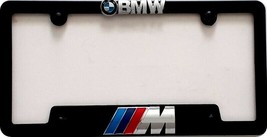 BMW M License Frame- No Rust Durable ABS Plastic  - $29.00