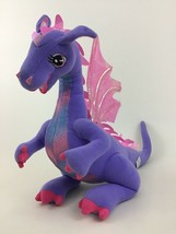 "Barbie Rapunzel Dragon Penolope Large 12"" Talking Toy Plush Works with B... - $23.12"