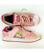 RARE Adidas Miss Piggy Adicolor Sneakers Sz 8.5 Womens Pink Collectable ... - $64.60