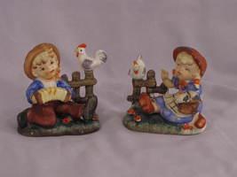 Lipper & Mann Vintage Boy & Girl Figurines Japan - $15.00