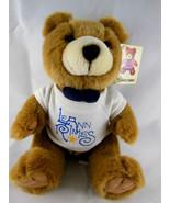 "LeAnn Rimes  Teddy Bear  Country Cuddles 1998 Sitting is 8""Steven Smith ... - $10.39"