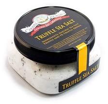 Italian Black Truffle Sea Salt - All-Natural Infused Sea Salt with Black Truffle