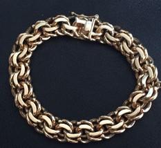 "Tiffany & Co. 14KT. Unisex Bracelet ""Super Nice - $3,613.50"