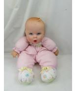 Vintage 1995 Toy Biz Gerber Baby Doll Soft Body Vinyl Head & Hands 52435 - $19.79
