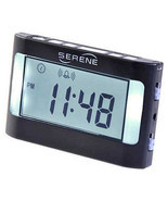 Serene Vibrating Travel Alarm Clock (VA3) - £35.64 GBP