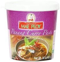 Mae Ploy Thai Panang Curry Paste - 14 oz jar