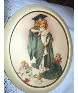 1903 MAUD HUMPHREY-Sweet Girl Graduating,Roses,Dollies Watch - $83.30