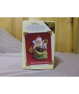 Hallmark Santa's Magic Sack 2005 Ornament - $4.99