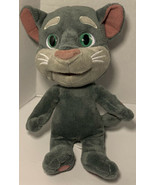 """Dragon-i Toy Recording Talking Tom and Friends Plush Kitty Cat Gray 10"""" - $29.99"""