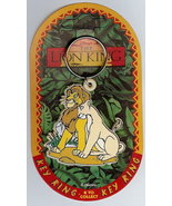 Disney Lion King Mufasa & Mate Key Chain rare - $10.99