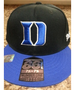 Duke Blue Devils NCAA TOW 86 Fitted Hat New - $17.95