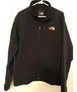 The North Face Men's Jacket Large F11 T183 AMVY Soft Shell Black - $47.48