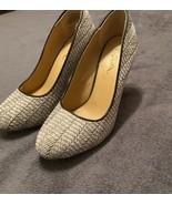 MIA Women's Pelta Bamboo High Heel Pumps (SIZE 7 1/2) - $28.66
