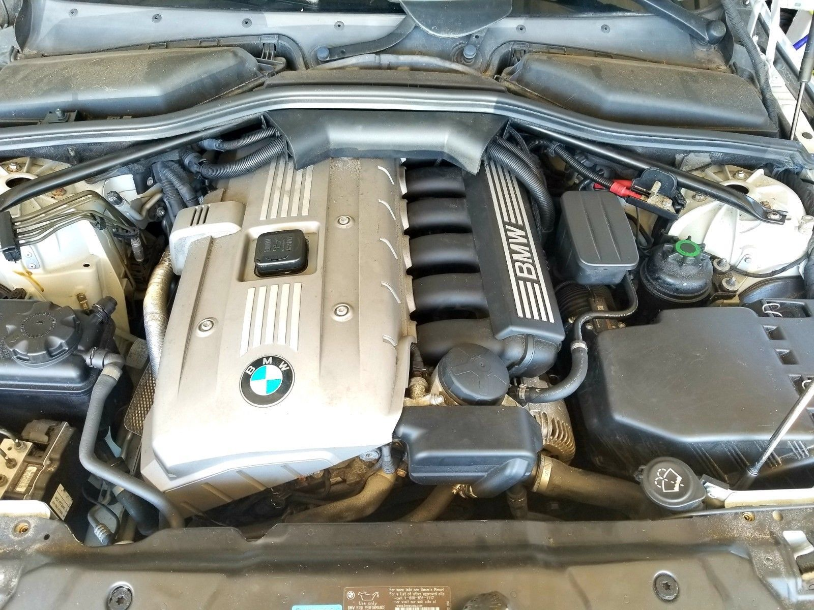 06-2011 bmw e60 e90 electric engine water and 47 similar items