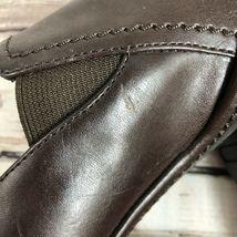 Nine West Brown Block Heel Loafer - Size 7 image 9