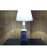 Jim Beam Bourbon Bottle Table Lamp - $30.00