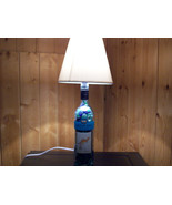 Yellow Tail Moscato Bottle Table Lamp - $30.00